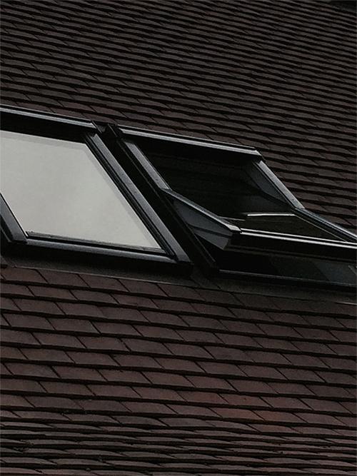 Pose de fen tre de toit velux fen tre de toit velux - Pose de fenetre de toit velux ...