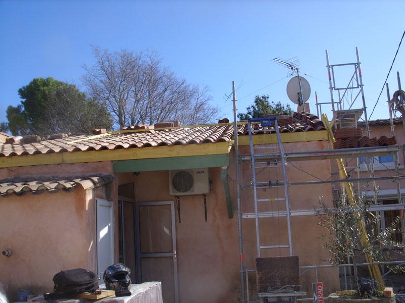 Peinture de toiture toiture et couverture cap habitat for Renovation d une toiture